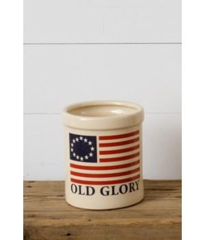 Crock - Old Glory, Sm