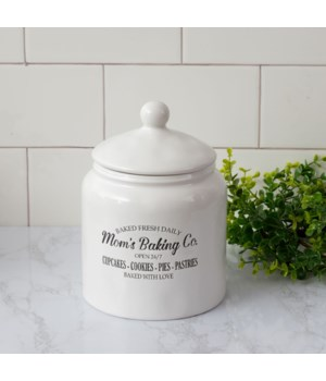 Cookie Jar - Mom's Baking Co.