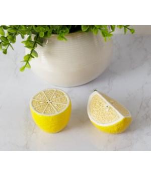 Lemon Salt & Pepper Shaker