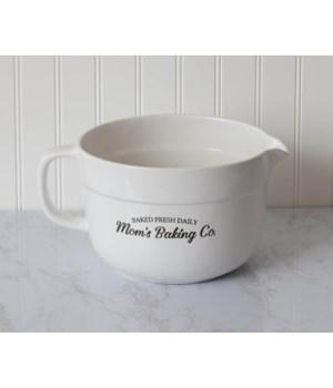Mom's Baking Co. Batter Bowl