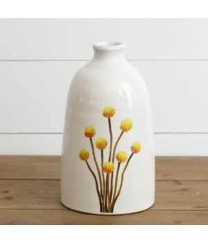 Large Billy Button Vase