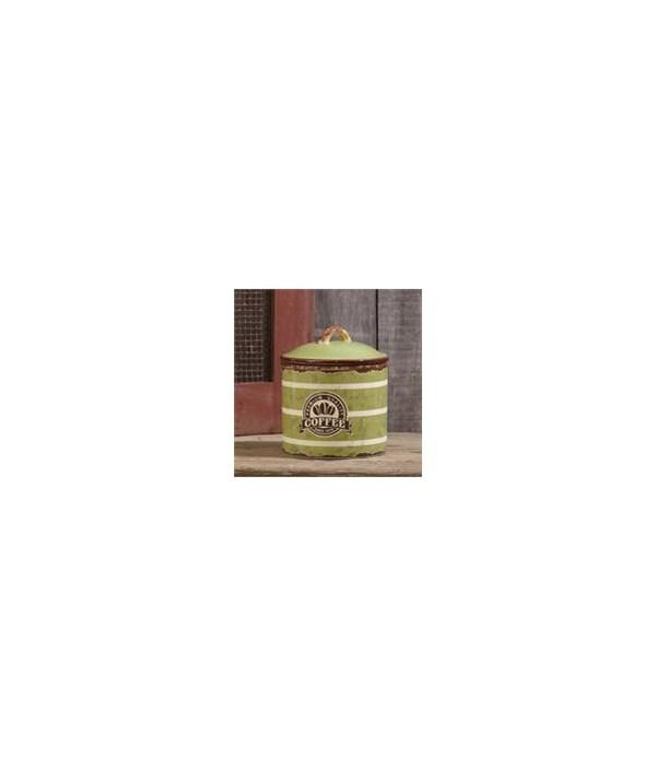 Retro Ceramic - Coffee Canister