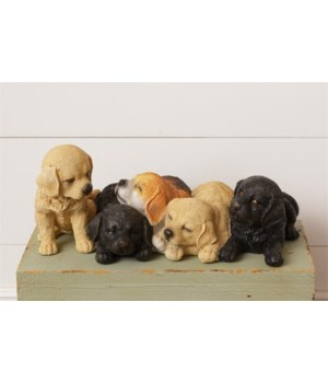 Puppy Pals 5.5 in. x 12 in. x 8.5 in.