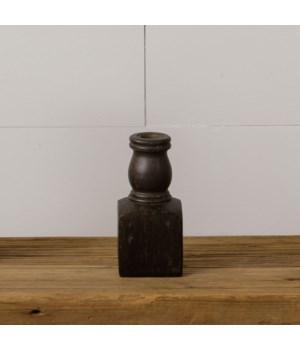 Table Leg - Pillar Candle Holder, Small