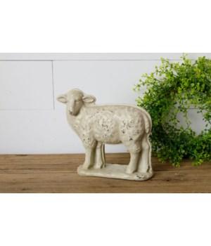 Sheep Mold, Head Turned