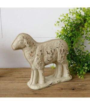 Sheep Mold, Forward Facing