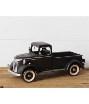 Antique Black Truck