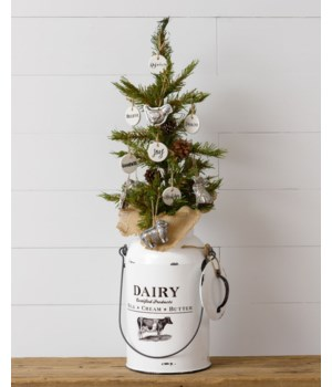 Milk Cans - Dairy