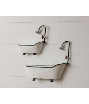 Wall Hanging Bath Tubs
