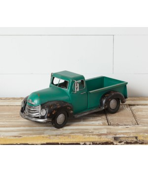 Truck - Antique Green