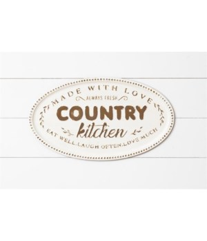 Sign - Country Kitchen