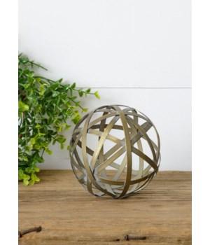 Brass Ball, Large