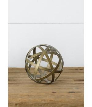 Brass Ball, Small