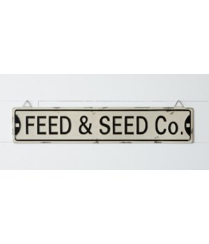 Sign - Feed & Seed Co.