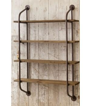 Shelf - Pipe Style