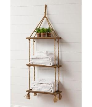 Shelf - Hanging Rope