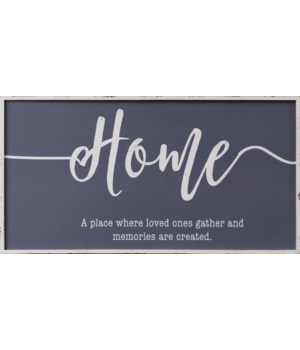 Sign - Home
