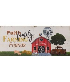 Farm Memories - Sign