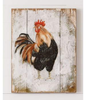 Sign - Rooster