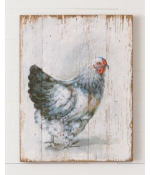 Sign - Hen