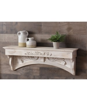 Embellished Mantel