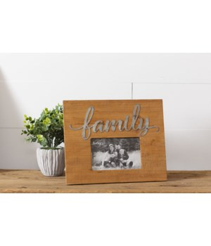Picture Frame - Family 9 in. x 11 in.