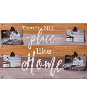 Sign - There's No Place Like Home 18 in. x 28.5 in.