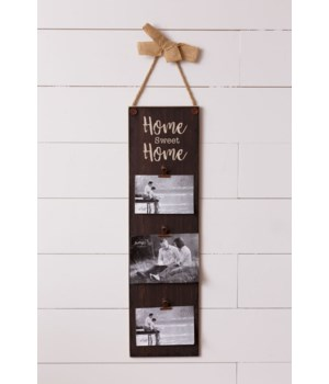 Sign - Home Sweet Home 25 in. x 7 in.