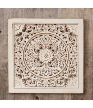 Wall Decor - Floral Scrolls