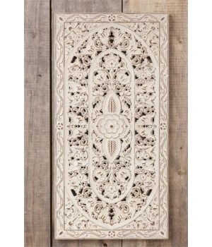 Wall Decor - Floral Design 37.5 in. x 19 in. x 1.5 in.
