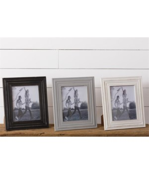 Picture Frames - Distressed, 8 X 10