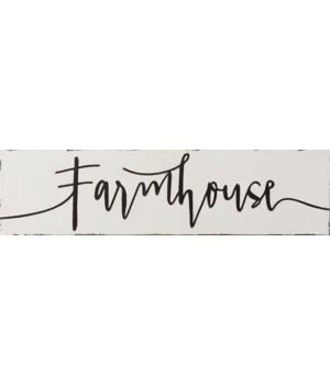 Sign - Farmhouse