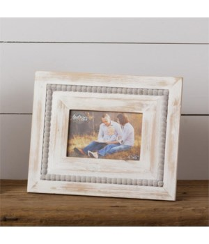 Picture Frame - Beaded, Large