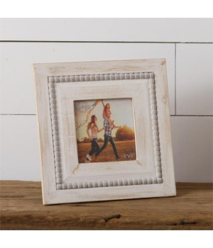 Picture Frame - Beaded, Small