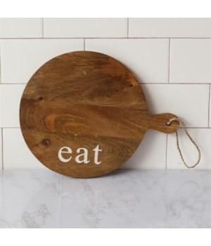 Cutting Board - Eat