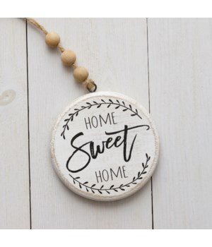 Ornament - Home Sweet Home (Pk 2)