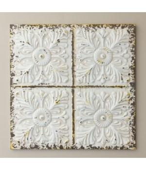 Wall Decor - Metal Tiles