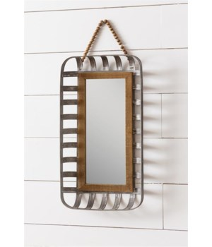 Mirror - Basket