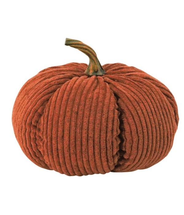 Med Plush Orange Pumpkin