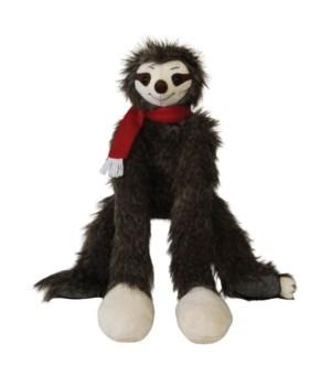 Lg Hanging Plush Sloth
