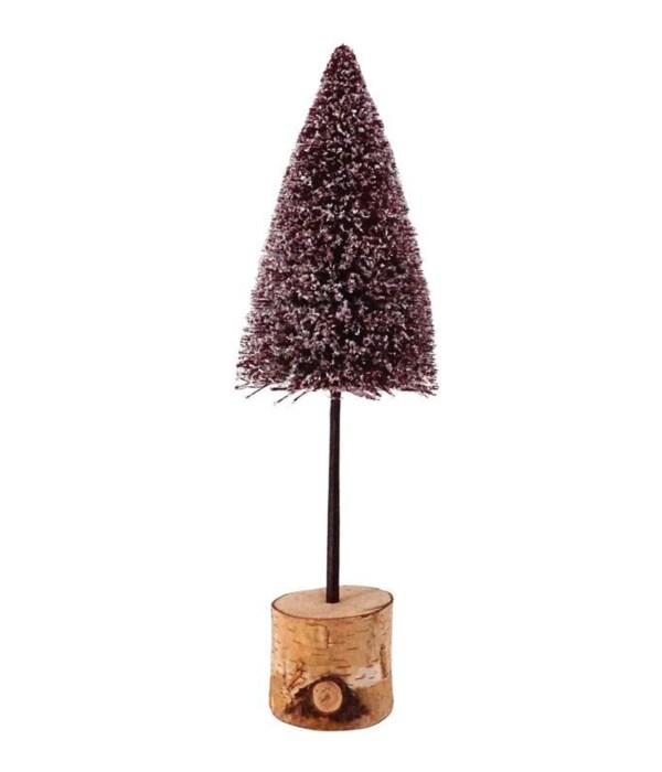 Lg Red Spice Drop Tree