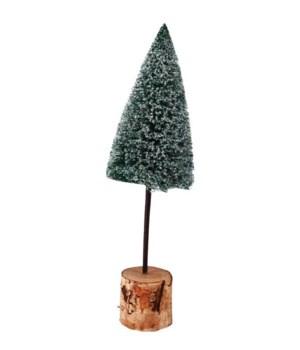 Lg Green Spice Drop Tree