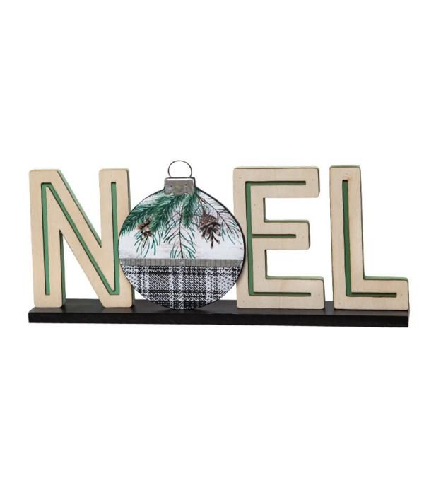 Noel w/Ornament