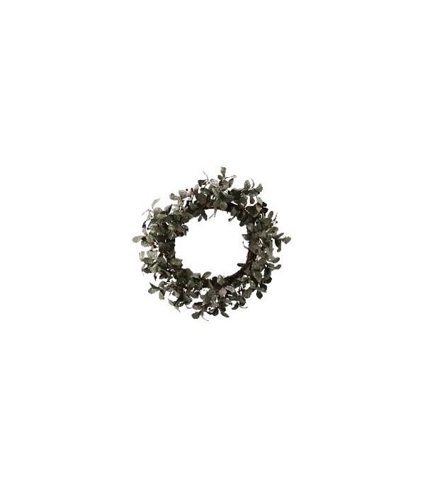 Lg Mistletoe Wreath