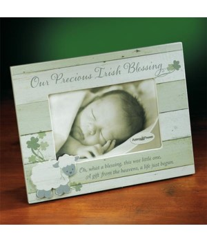 PRECIOUS IRISH BLESSING FRAME BOXED