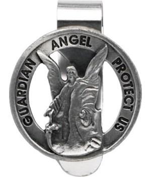 BF RND GUARD ANGEL PROTECT US VISOR CLIP CARDED INDIV BAG