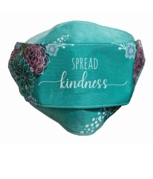 SPREAD KINDESS FACE MASK INDIVIDUALLY BAG