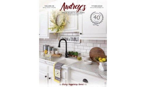 AUDREY EVERYDAY 2020 - CDN$ $350.00 MIN