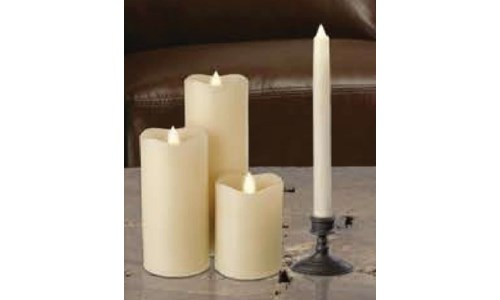 SERENE LED WAX CANDLES