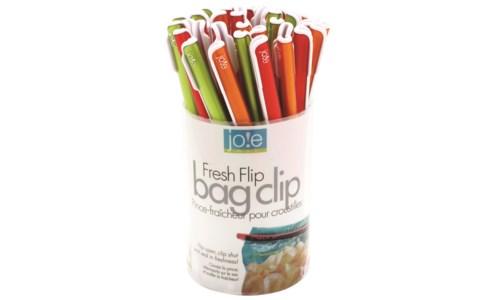 BAG CLIPS, HEALTHY CHOICES